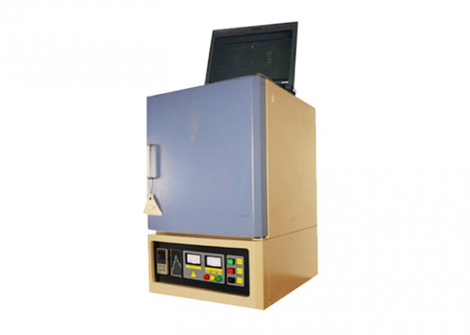1700 ℃ Programmable Lab Muffle Furnace Box Shape 1 - 1000L Volume Durable