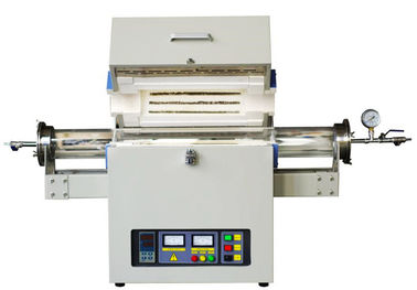 Good Quality Lab Muffle Furnace & 1200 ℃ / 1400 ℃ / 1600 ℃ Lab Tube Furnace High Performance - 0.1MPa Pressure on sale
