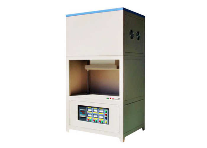 Programmable Bottom Loading Furnace , Elevator Industrial Electric Furnace