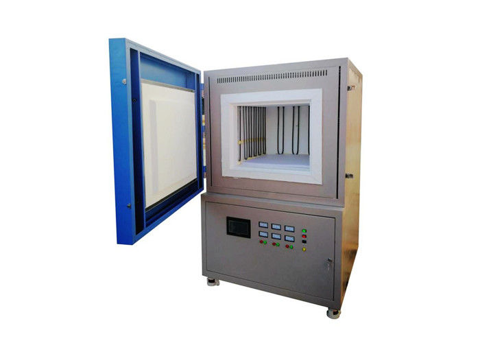 High Temperature 1700℃ Electric Lab Muffle Furnace, Chamber Furnace