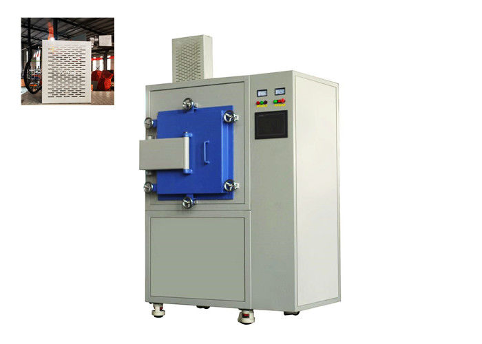 Hydrogen Box Controlled Atmosphere Heat Treatment Furnace High Temperature