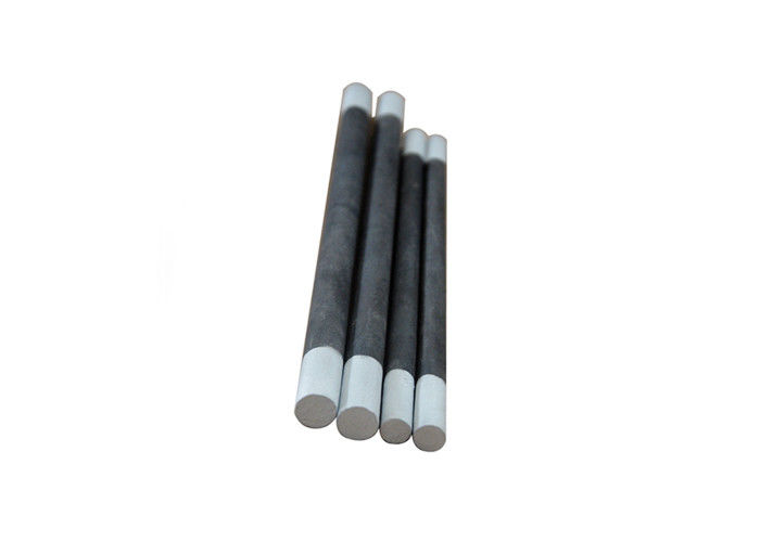 High Purity Sic Heating Elements Standard Shape 8 - 60mm Diameter Durable