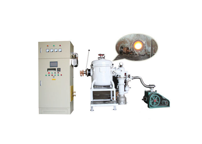 Alloy Feeder 0.006Pa 1700℃ Vacuum Induction Furnace