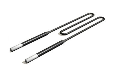 W Shape Mosi2 Heating Elements , Research Molybdenum Disilicide Heating Elements