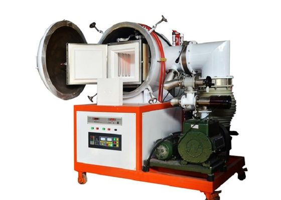 High Temperature 1200 degree Vacuum Heat Treatment Furnace with Gas Protection